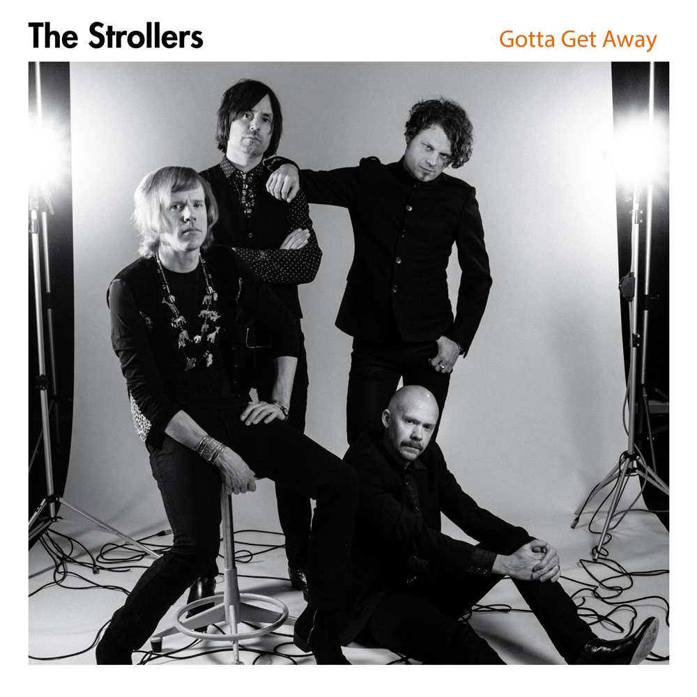 THE STROLLERS SINGLE OUT TODAY