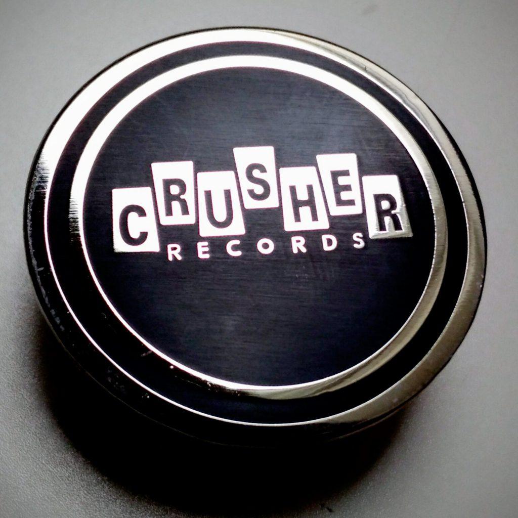 CRUSHER ENAMEL PINS